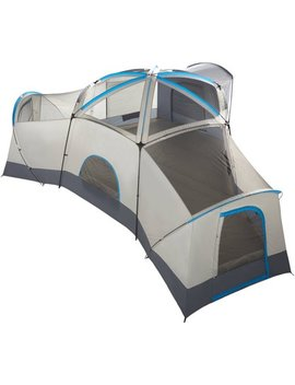 Ozark Trail 23.5' X 18.5' Cabin Tent, Sleeps 16 by Ozark Trail