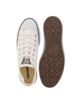 Women's Ct All Star Lift White Platform Sneakers by Converse