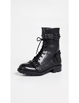 Witch Combat Boots by Ash