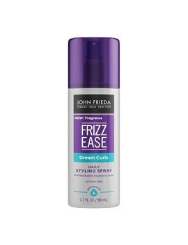 John Frieda® Frizz Ease® Dream Curls® Daily Styling Spray   6.7oz by Shop This Collection