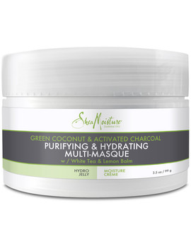 Green Coconut & Activated Charcoal Multi Masque by Shea Moisture
