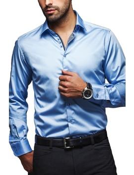 Ferre Slim Modern Fit Shirt by Au Noir