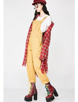 Homestead Cargo Overalls by Wild Honey