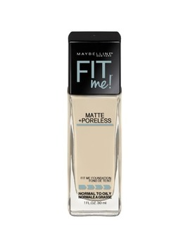 Maybelline Fit Me! Matte + Poreless Foundation by Well