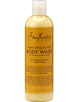 Raw Shea Butter Body Wash by Shea Moisture