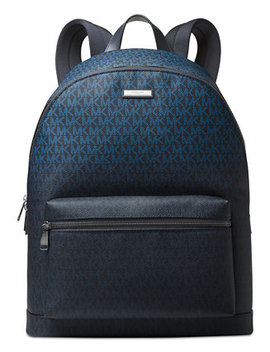 Men's Jet Set Printed Backpack by Michael Kors