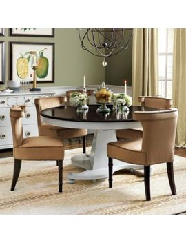 Bunny Williams Manor House Dining Table by Ballard Designs