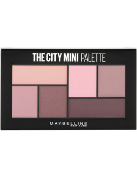 Online Only The City Mini Eyeshadow Palette Skyscape Dusk by Maybelline