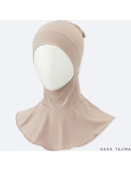 Women Hpj Ai Rism Inner Hijab by Uniqlo