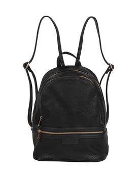 Jet Set Vegan Leather Backpack by Urban Originals