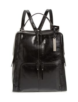 Narra Leather Backpack by Vince Camuto