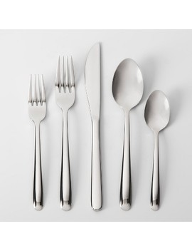 Stainless Steel 20pc Silverware Set   Made By Design™ by Shop This Collection