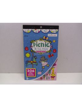 Creatology Picnic In The Park Sticker Book 306 Stickers Planners Calendars by Ebay Seller
