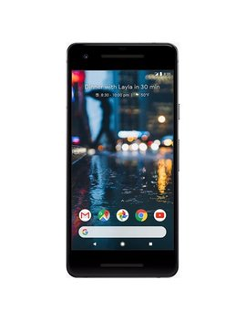 Google Pixel 2 64 Gb Unlocked Gsm/Cdma 4 G Lte Octa Core Phone W/ 12.2 Mp Camera   Just Black by Google