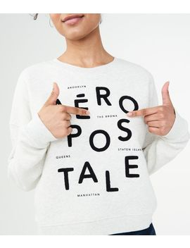 Nyc Boroughs Crew Sweatshirt by Aeropostale
