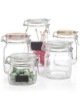 Fido Jar Collection by Bormioli Rocco