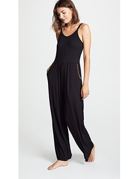 Disco Chick Lounge Jumpsuit by Honeydew Intimates