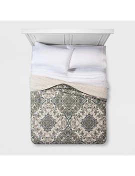 Paisley Medallion Quilt   Threshold™ by Shop This Collection