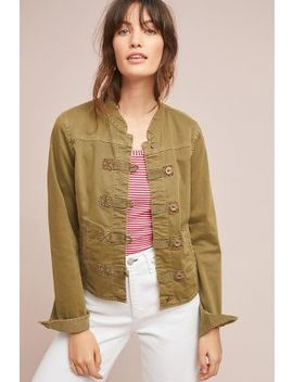 Everly Military Jacket by Anthropologie