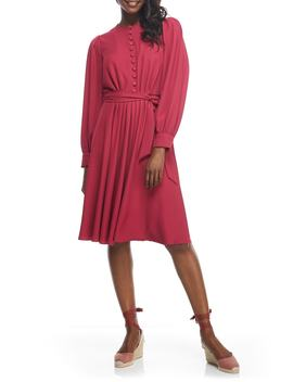 Madelyn Stretch Crepe Dress by Gal Meets Glam Collection