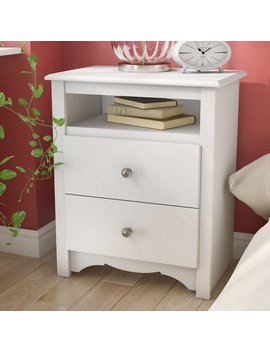 Andover Mills Hayman Drawer Nightstand & Reviews by Andover Mills