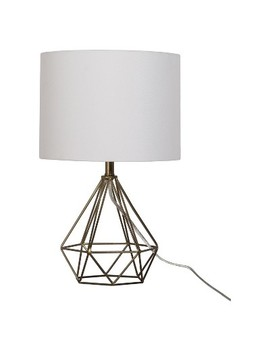 Entenza Wire Geometric Table Lamp   Project 62™ by Shop All Project 62™