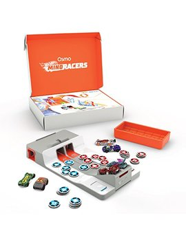 Osmo Hot Wheels Mind Racers Game (I Pad Base Required) by Amazon