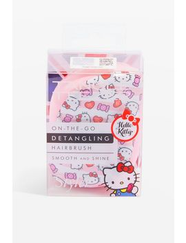 Hello Kitty Tangle Teezer by Topshop