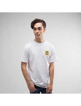 Mens Vans Classic Off The Wall Tee by Vans