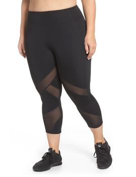 Swift Ii Crop Leggings by Zella