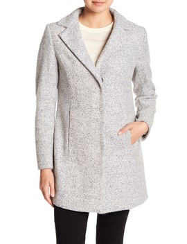 Tweed Coat by Kenneth Cole New York