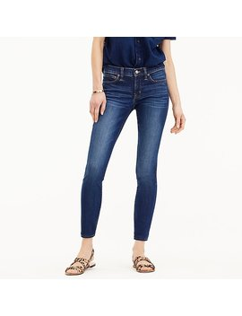 "Petite8"" Toothpick Jean In Medium Wash by J.Crew"
