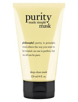 'purity Made Simple' Deep Clean Mask by Philosophy