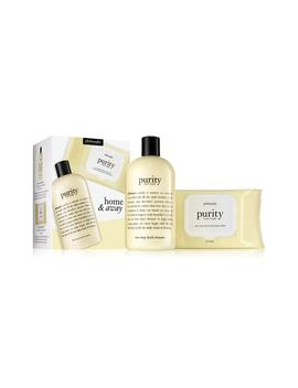 Purity Made Simple Home & Away Duo by Philosophy