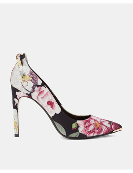 Printed Bow Detail Courts by Ted Baker