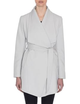Abbey Wrap Coat by Tahari