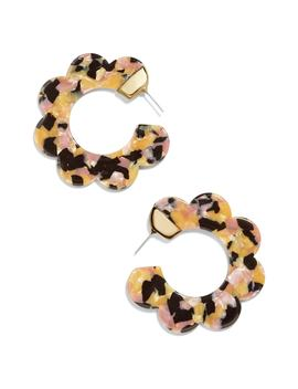 Dorine Hoop Earrings by Baublebar