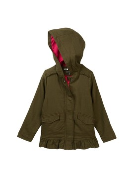 Twill Jacket (Toddler & Little Girls) by Joe Fresh