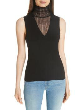 Faux Double Layer Shell by Theory
