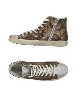 Leather Crown Sneakers   Footwear D by Leather Crown