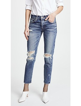 Mv Oxnard Tapered Jeans by Moussy Vintage