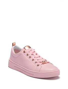 Kelleil Leather Sneaker by Ted Baker London