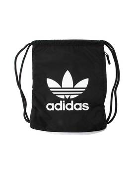 Adidas Trefoil Drawstring Backpack by Adidas