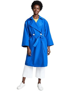 Palomba Trench Coat by Simon Miller