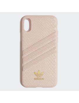 Snake Molded Case I Phone X by Adidas