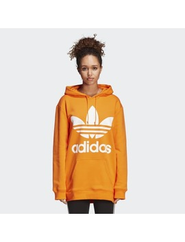 Oversize Trefoil Hoodie by Adidas