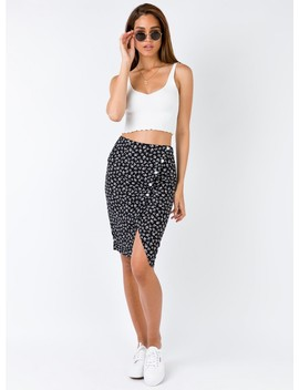 Minkpink Home Sweet Home Skirt by Minkpink