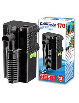 Penn Plax Cascade 170 Internal Filter For Aquariums by Amazon