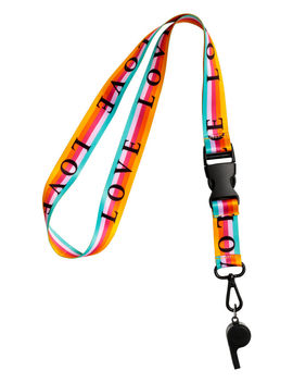 Key Lanyard With Whistle by H&M
