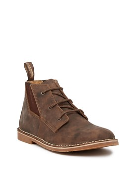 Stitched Lace Up Boot by Blundstone Footwear